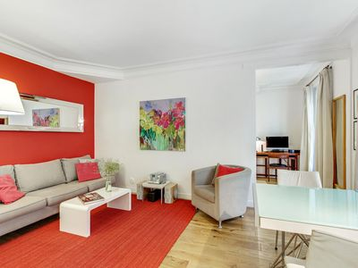 Photo for Montmartre Vineyards-Stylish Apt by the Only Vineyard in Paris
