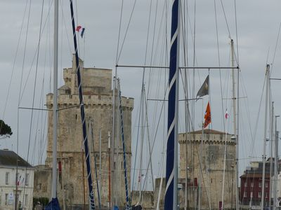 Photo for Atypical house on the banks of La Rochelle near the station and the old port