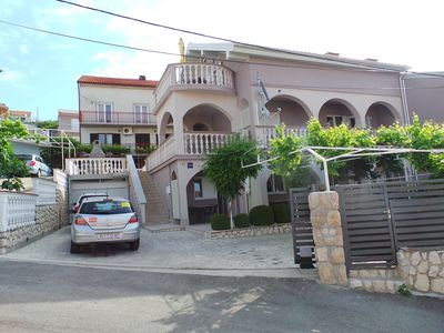 Photo for Holiday apartment with large terrace and 2 bathrooms