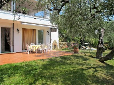 Photo for Apartment in independent villa 1km from the sea Diano Marina DIA 349