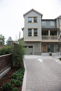 Photo for Furnished 2 Bedroom, 2.5 Bath End Unit Condo In Downtown SLO