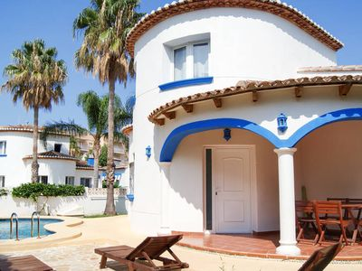 Photo for Vacation home Els Molins  in Denia, Costa Blanca - 6 persons, 3 bedrooms