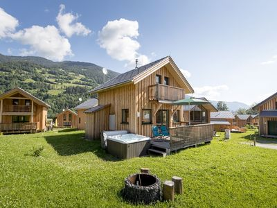 Photo for Beautiful chalet with sauna and Jacuzzi, near skiing slopes