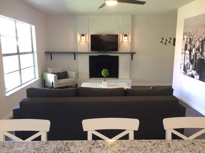 Photo for Modern Home ~ Minutes Away From Lackland And Sea World