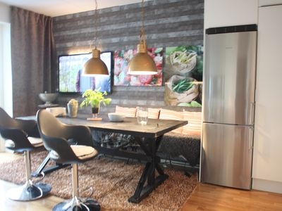 Photo for Welcome to a topstandard apartment next to the famouse Hornsberg Riviera!