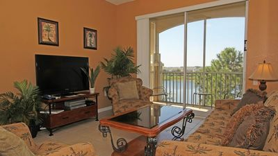 Photo for Book your vacation now at this beautiful 3rd floor condo with lake view !