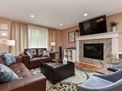 Photo for Wonderful Downtown Bellevue 6 Bedroom Home! Guests love us!