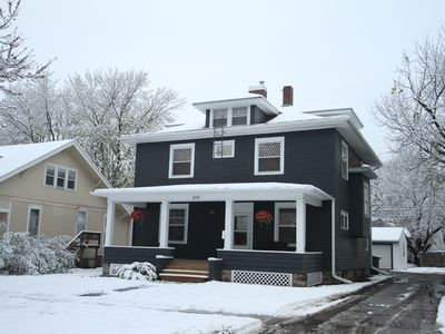 Photo for Wayman House - Large, Beautiful, Historic Home Close to ESU & Downtown