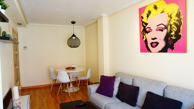 Photo for Beautiful new apartment in the heart of Alicante
