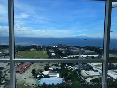 Photo for Manila Bay Perfection! Fast WiFi & Endless View!