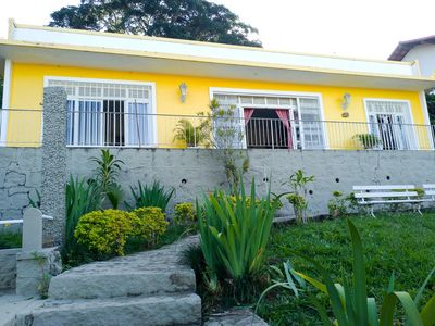 Photo for Beautiful house in Ibicuí 5min from the beach!