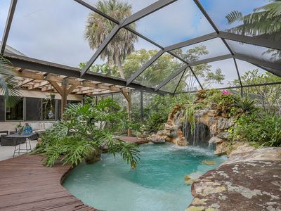 Photo for Private Tropical Pool Home in Art District Bay Front Neighborhood. Sarasota 40