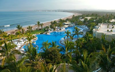 Photo for Junior Suite at 5 Star resort in Mazatlan, Pueblo Bonito Emerald Bay