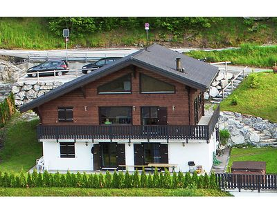 Photo for This chalet is a spacious and luxurious group chalet.