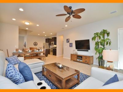 Photo for Windsor at Westside 33 - 5* villa with private pool & game room near Disney