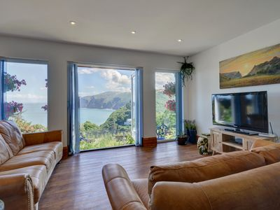 Photo for Lynton Cottage Seaview Terrace - Two Bedroom Apartment, Sleeps 4