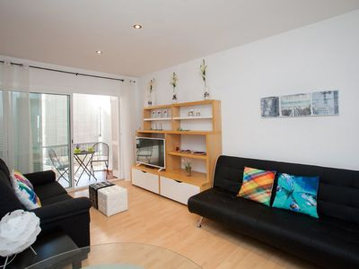 Photo for Apartment Lisa in Sitges - 4 persons, 1 bedrooms
