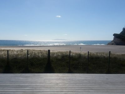 Photo for Spectacular Beachfront in Whititoa