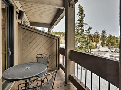 Photo for NEW Condo in Northstar Village w/Patio & Mtn Views