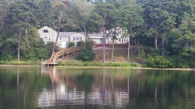 Private, Spacious, and Water Front Home on Cape Cod
