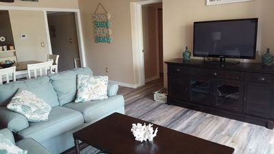 Photo for Newly Renovated, 2 BR/2 Bath Resort Atmosphere, Shopping and Entertainment