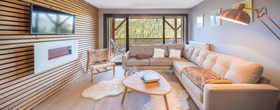Photo for Luxury apartment with hammam and sauna, in the heart of Chatel and at the foot of the slopes