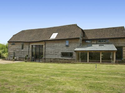 Photo for Beautiful converted barn