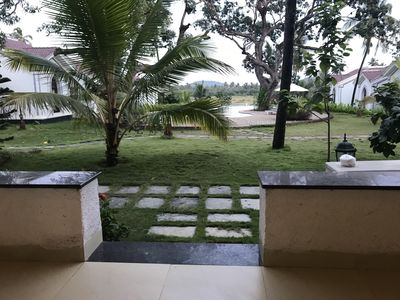 Photo for Pool Facing fully furnished one bedroom Apartment in Riviera Sapphire Bg-05
