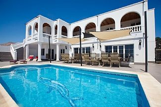 Photo for A Stunning Villa With The Wow Factor, 9 Beds, 9 Baths Plus Panoramic Sea Views