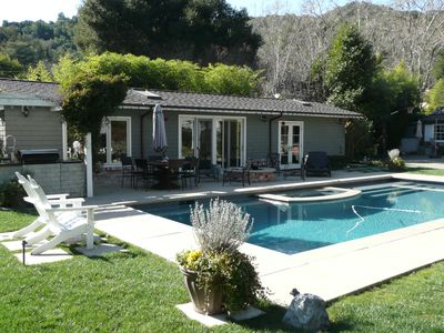 Photo for Luxury 'San Francisco Bay Area' Pool / Spa 'Marin' Retreat!