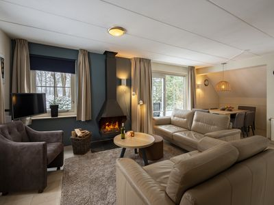 Photo for Luxury luxurious accommodation in the holiday park Landal Landgoed De Elsgraven - Indoor swimming pool