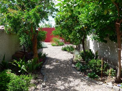Photo for Charming house with beautiful garden, close to the beach. Free WiFi!