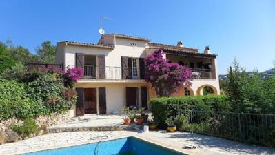 Photo for Les Issambres house for 6 people with 3 bedrooms - Holiday home