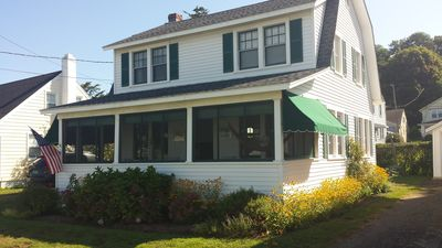 Old Lyme Shores,Charming Family Beach Cottage,Close to Beautiful Sandy Beach