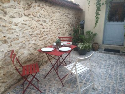Photo for 1 double room with view on large garden, private bathroom