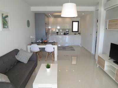 Photo for Brand New 2 Bed. Apartment 500m to Beach ElisaBay