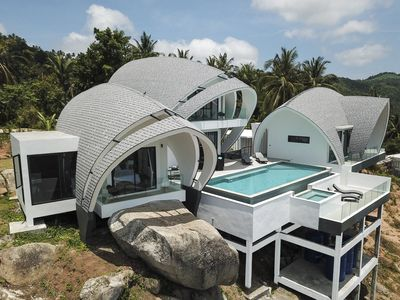 Photo for Moon Paradise Villa : The Most Beautiful Sea View