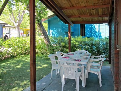 Photo for Vacation home Adriano Camping Village (PMT211) in Punta Marina - 5 persons, 2 bedrooms