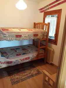Photo for Apartment in Formigal, just at the ski-station.