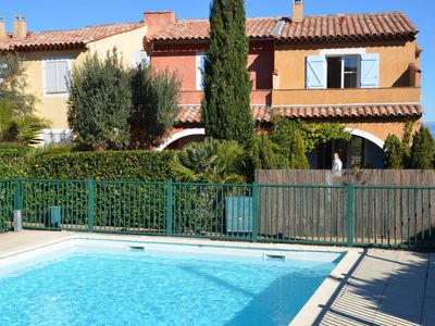 Photo for Detached House La Garde Freinet - Saint Tropez