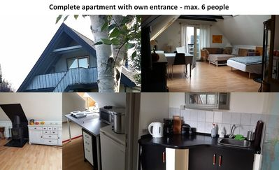 Photo for Flat with direct view to CPH - Independent own entrance.