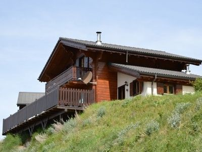 Photo for Chalet Hirondelle, Mase, Val d'Herens, Valais, Suisse Sud