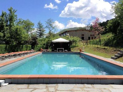 Photo for Beautiful country house with restaurant in the magnificent Garfagnana
