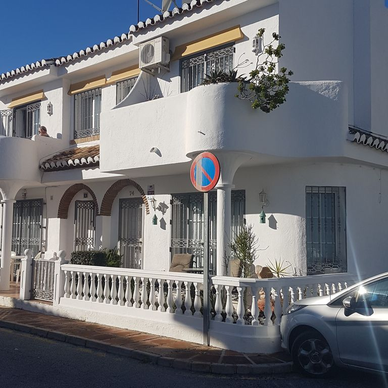 8c2560618f Luxury Townhouse in the centre of La Cala De Mijas - La Cala de Mijas