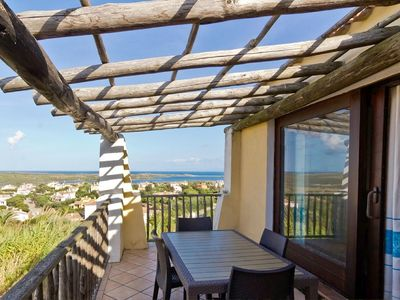 Photo for Apartment with Fantastic Sea View and Balcony, Pets are Allowed