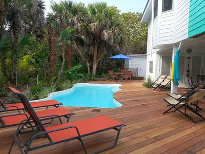 Photo for Newly Renovated Island Pool Home -June Special 1 night free on unbooked weeks