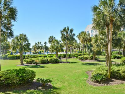 Photo for New Listing! Great view! Updated luxury condo with updated kitchen and baths Tile Floors big deck