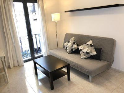 Photo for NEW! Spacious apartment for 4 in the center! 3rd floor
