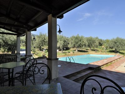 Photo for Pool, sea and relax! - apartment for 6 people