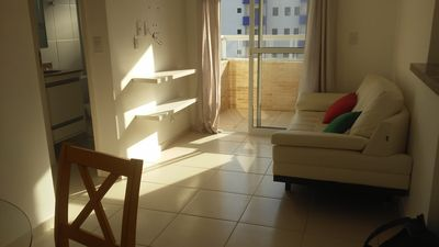 Photo for Daily PROMOTION! Apartment with pool and barbecue very close to the beach!